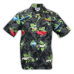 Photo of 2020 Mecum Men's Hawaiian Shirt front
