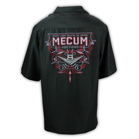 Photo of 2020 Mecum Men's Iron and Carbon Camp Shirt back