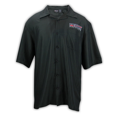 Photo of 2020 Mecum Men's Iron and Carbon Camp Shirt front