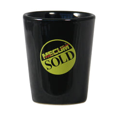 Sold Shot Glass