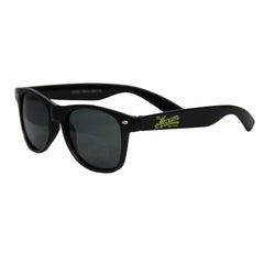 Mecum Novelty Sunglasses Black - Front