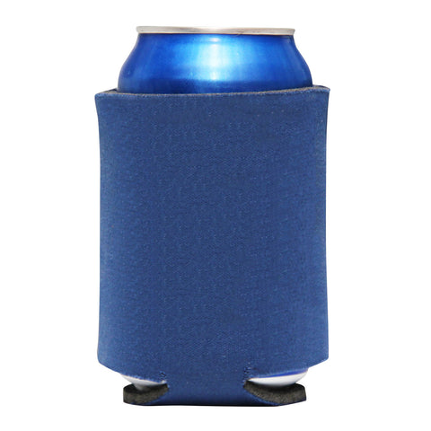 Mecum Novelty Tune Up Koozie Blue - Back