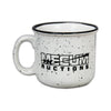 picture of mecum auctions 2020 white campfire ceramic mug