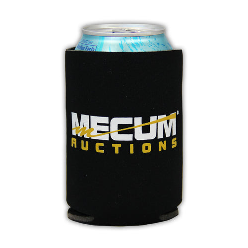 rear of mecum auctions 2020 shifted koozie