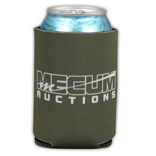 rear of mecum auctions 2020 route 88 koozie