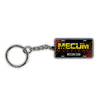 picture of mecum auctions 2020 license plate keychain
