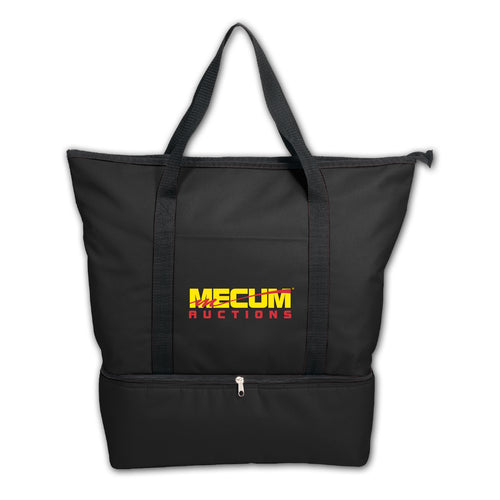 Picture of Mecum Auctions 2020 Black 12-can cooler tote
