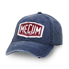 Mecum Womens Navy Simple Hat - Front