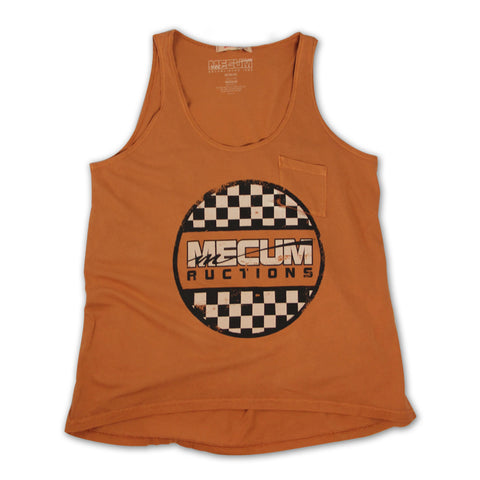 RACE CHECK TANK-Women's Tees-MECUM