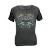 Photo of 2020 Mecum Woman's Override T-Shirt front