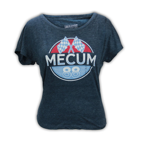 Photo of 2020 Mecum Woman's Eliminator T-Shirt front