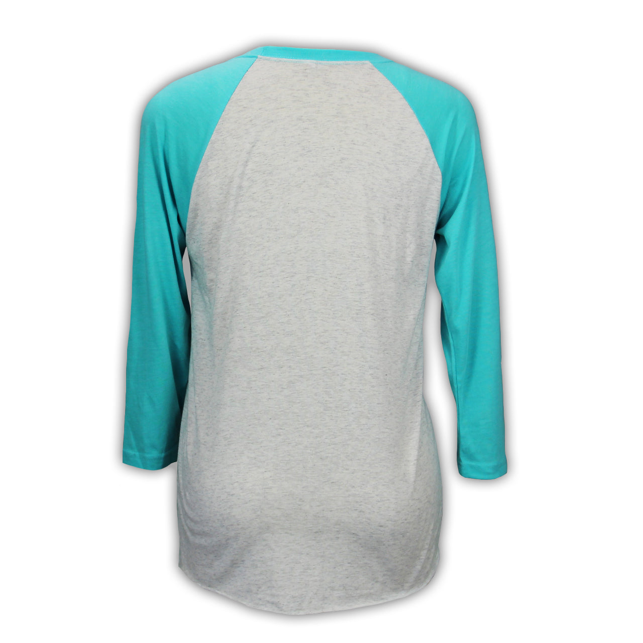 Photo of 2020 Mecum Woman's Circulate Raglan T-Shirt bak