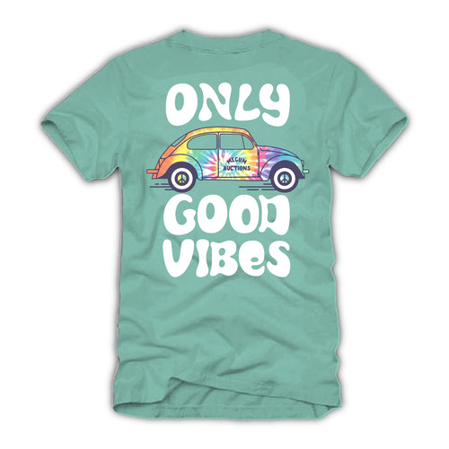 2021 Mecum Womens Good Vibes T-Shirt