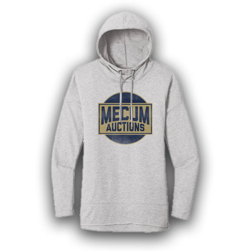 2021 Mecum Womens White One The Road Hoodie