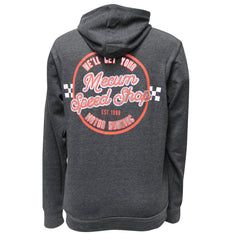 Black Speed Shop Hoodie