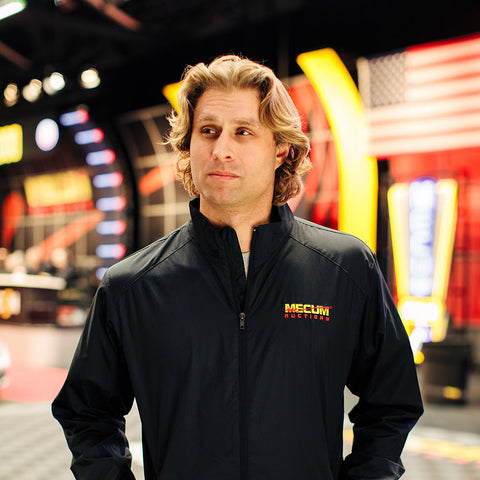 2019 UNLINED WINDBREAKER-Men's Outerwear-MECUM