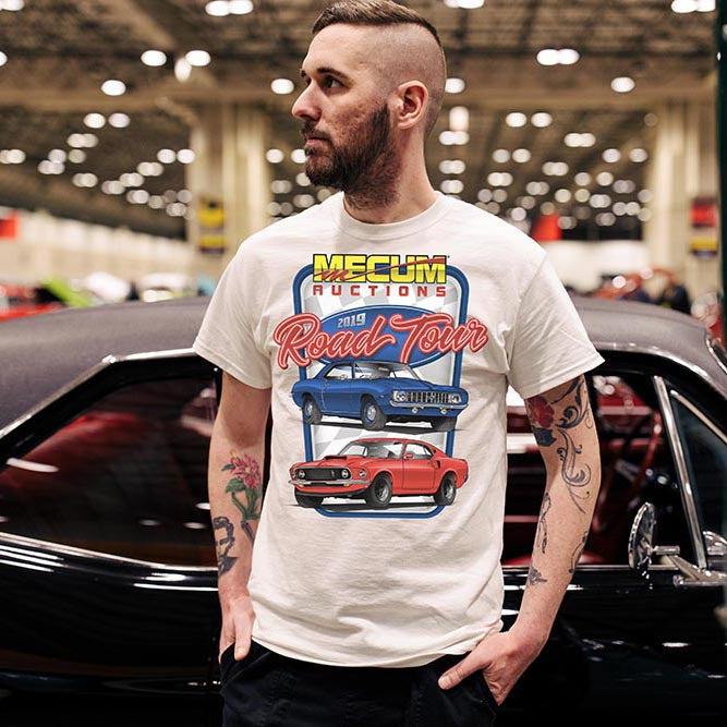 2019 ROAD TOUR T-SHIRT-Men's Tees-MECUM