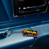 mecum auctions 2020 license plate keychain on classic door panel