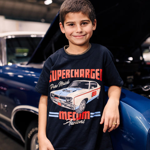 boy in mecum auctions 2020 pure muscle t-shirt