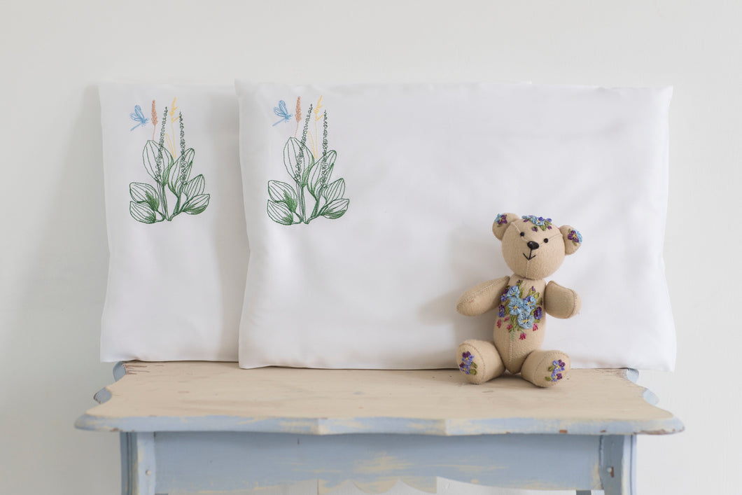 Pillowcases set of 2 for toddlers