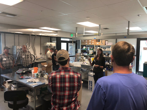 Healthy Soil Summit tour stop at Marrone Bio Innovations
