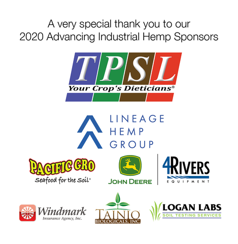 Advancing Industrial Hemp Sponsors