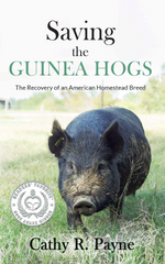 Saving the Guinea Hogs Silver Medal Award