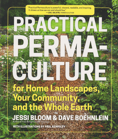 Practical Permaculture by Jessi Bloom and Dave Boehnlein