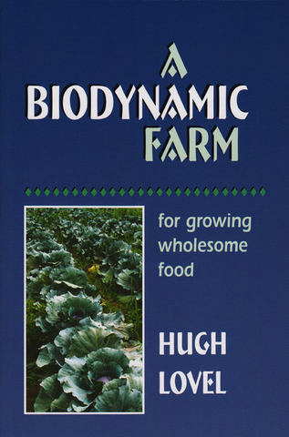 A Biodynamic Farm Front Cover