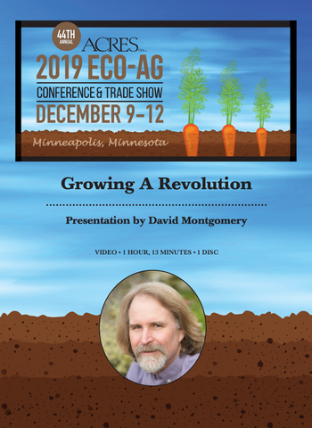 David Montgomery DVD: Growing a Revolution