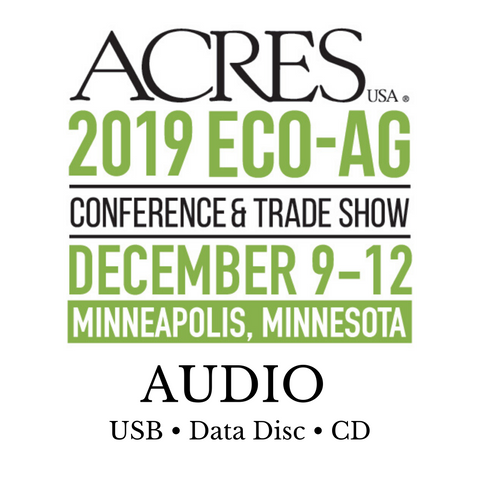 Panel Audio: Women Leading Eco-Ag