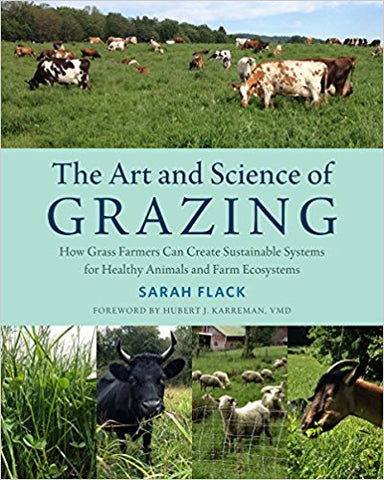 art and science of grazing front