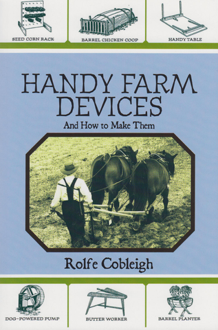 Handy Farm Devices & How to Make Them