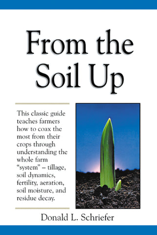 From The Soil Up & Agriculture In Transition Combo