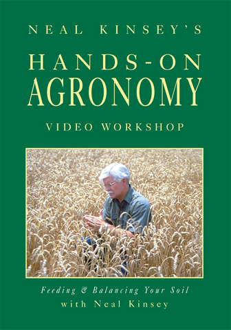 Hands-On Agronomy DVD