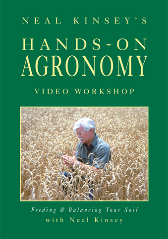 Hands-On Agronomy DVD PAL