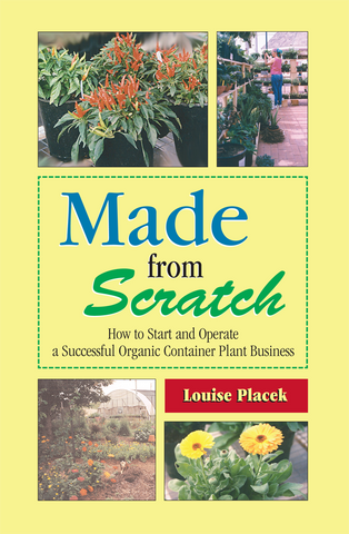 Made From Scratch front cover