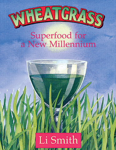 Wheatgrass Superfood New Millennium