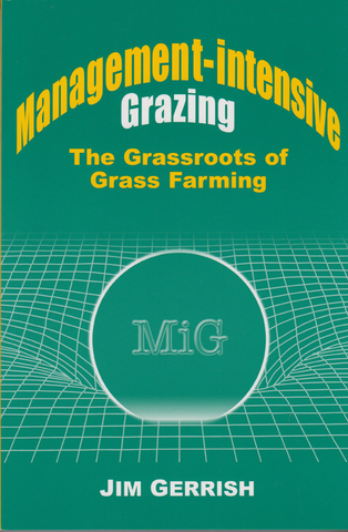 Management-Intensive Grazing