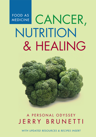 Cancer, Nutrition & Healing DVD