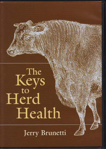 The Keys to Herd Health DVD
