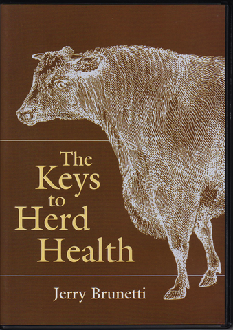 The Keys to Herd Health DVD PAL