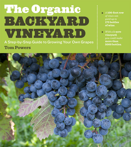 Organic Backyard Vineyard, The