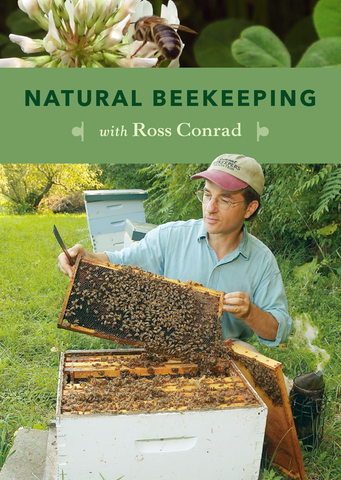 Natural Beekeeping with Ross Conrad (DVD)
