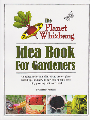 Idea Book For Gardeners