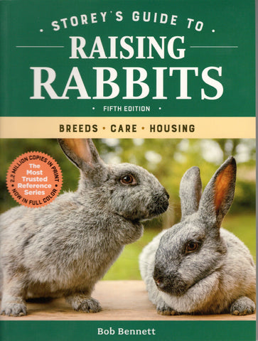 Storey's Guide To Raising Rabbits 5th Edition