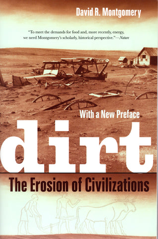 Dirt: The Erosion of Civilizations