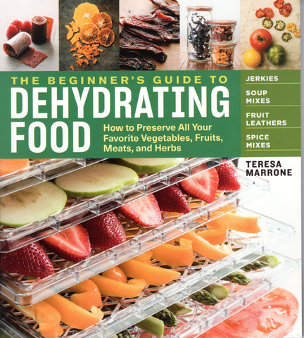 Front cover image for the book Dehydrating Food