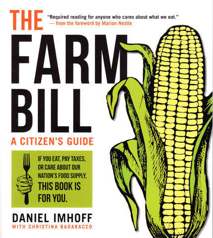 The Farm Bill: A Citizen's Guide front cover
