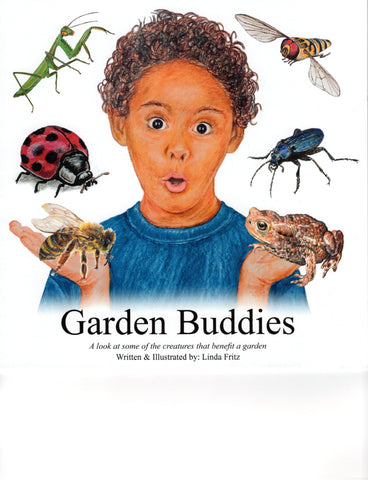 Garden Buddies by Linda Fritz